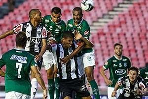 Mineiro: Atlético vence Uberlândia no final do jogo