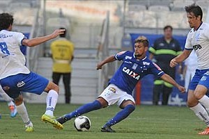 Mineiro: Cruzeiro empata com a URT