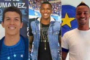 Cruzeiro apresenta reforços para 2016