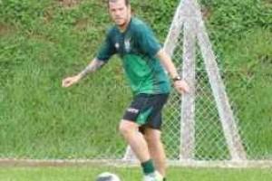 Tiago Luís treina pela primeira vez no América