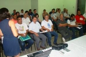 """Conselho de Saúde entrega """"Manifesto contra a Dengue"""" à prefeitura"""