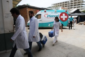 Manhuaçu: MG Transplantes faz captação de órgãos no HCL