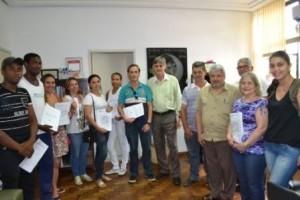 Manhuaçu: Novos servidores municipais são empossados