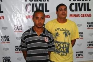 Manhuaçu: Acusados de assaltos no Mirante são presos pela PC