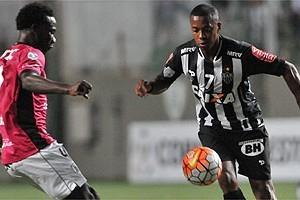 Libertadores: Com festa Atlético vence e lidera do grupo 5