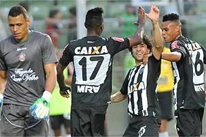 Mineiro: Time misto do Atlético goleia o Boa Esporte