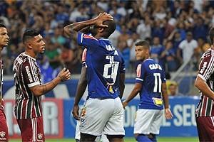 Primeira Liga: Cruzeiro perde para o Fluminense