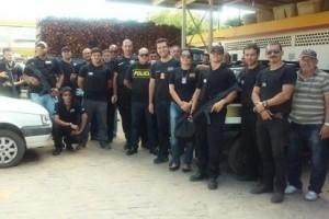 Polícia Civil prende suspeitos de roubos em Divino e Fervedouro