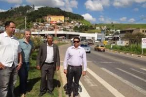 Manhuaçu: Construção de passarelas na 262 é tema de audiência pública na Câmara