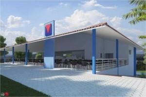 Matipó: Restaurante universitário começa a ser construído pela Univértix