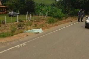 Caratinga: Duas pessoas morrem atropeladas. Não foi prestado socorro