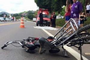 Ubaporanga: Ciclista aposentado morre atropelado
