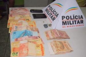Manhuaçu: Denúncias levam PM a drogas no Santa Terezinha