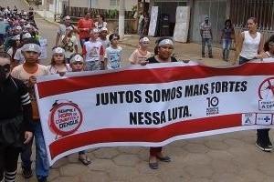 Luisburgo: Município organiza passeata contra Aedes Aegypti