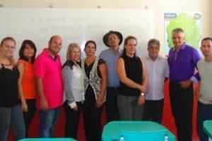 Manhumirim: Inauguração de sala de aula no presídio local