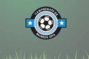 Manhuaçu: Vai começar o Campeonato dos Bairros 2016