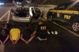 Espera Feliz: Três moradores da cidade presos acusados de tráfico