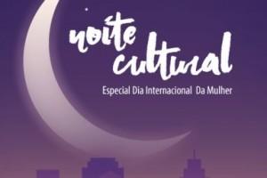 Noite Cultural presta homenagem à mulher