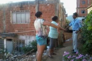 Manhuaçu: Paulo Altino busca melhorias para o bairro N. S. Aparecida