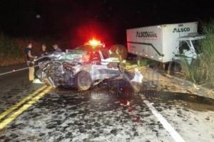 Acidente em Matipó: Morre motorista que conduzia caminhonete envolvida