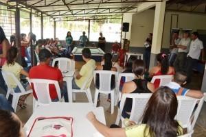 Manhuaçu: Dia de campo é realizado no Córrego dos Diniz