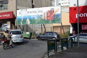 Manhuaçu: Cadastramento de painéis e out-doors termina na sexta-feira, 29/04