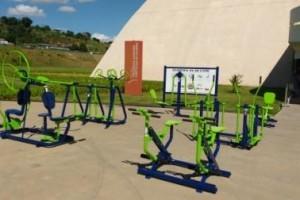 Manhuaçu: Cidade terá mais duas academias ao ar livre