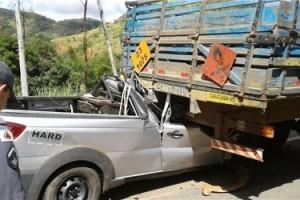 Inhapim: Padre sofre acidente na BR 116