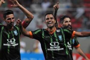 América joga com vantagem para ir à final do Mineiro