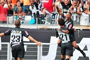 Mineiro: Atlético goleia o Villa Nova: 7 a 2