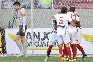 Atlético perde para o Tricordiano. Semifinal com URT