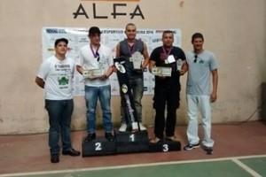 Timóteo: Atleta de Manhuacu é bicampeão no torneio de tiro