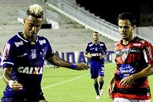 Copa do Brasil: Cruzeiro não passa de um empate com o Campinense