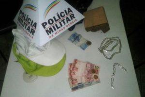 Manhuaçu: Menores infratores são pegos com meio quilo de maconha