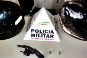 Fervedouro: Suspeitos de assaltar correios e postos de combustíveis são presos