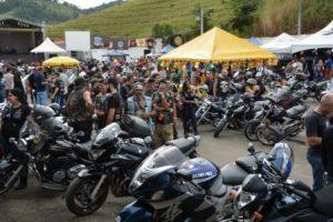 9º Encontro de motociclistas de Manhuaçu. Veja as fotos