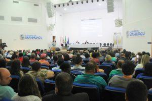 Seminário sobre Eleições reúne lideranças de toda a região