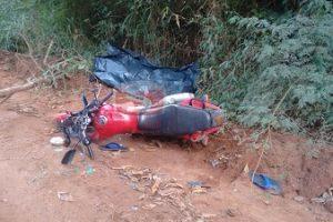 Jovem morre em acidente Santa Bárbara do Leste
