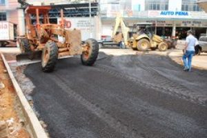 Trânsito será interrompido parcialmente na Salime Nacif, nesta terça-feira