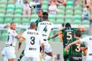 Mineiro: América derrota o Atlético no primeiro jogo da decisão