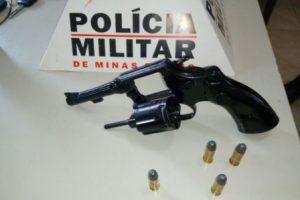 Menor é acusado de atirar 7 vezes contra homem em Manhuaçu