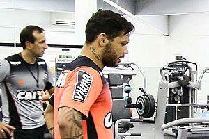 Atlético: Time tem duas baixas para enfrentar o São Paulo