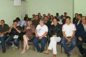 Conselho analisa contas da SMS de Manhuaçu e ouve diversas denúncias