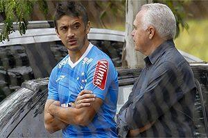 Copa do Brasil: Cruzeiro não terá Robinho contra o Campinense