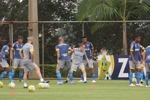 Cruzeiro em busca de recuperação contra o Figueirense