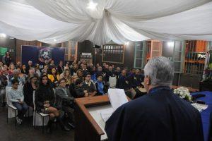 Novos membros recebidos pela Academia de Letras de Manhuaçu