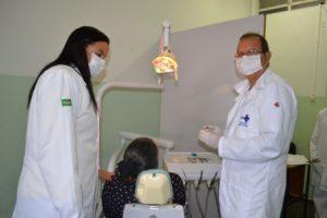 Serviço inédito de prótese dentária beneficia moradores de Manhuaçu