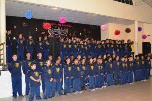 AABB Comunidade promove confraternização de pais e alunos