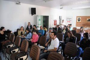 Reunião para gestantes é realizada em Manhuaçu