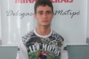 Jovem preso confessa que matou adolescente em Matipó